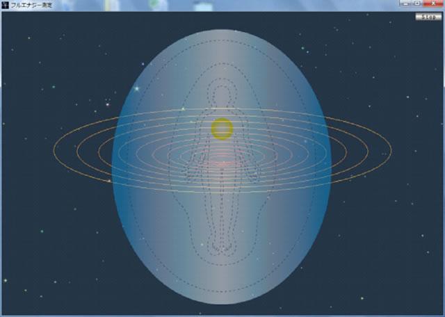 数霊システムⅡ(KS-02) マインド測定